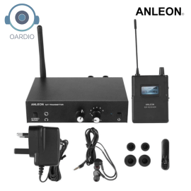 Anleon S2 Stereo Wireless Stage and Studio Monitoring System